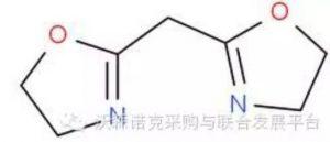 Structure of Oxazole, 2,2'-methylenebis[4,5-dihydro- CAS 54529-87-2